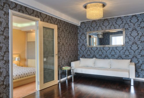 Rent apartment iin Kiev Ukraine at 45 Krasnoarmeyskaya St.