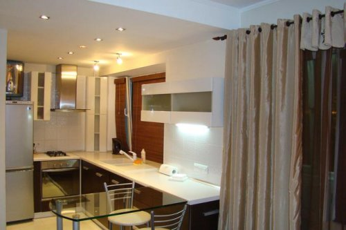 Rent apartment in Kiev at 2 Lesi Ukrainki Blvd.