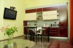 Rent apartment in Kiev at 31-V Pushkinskaya St.