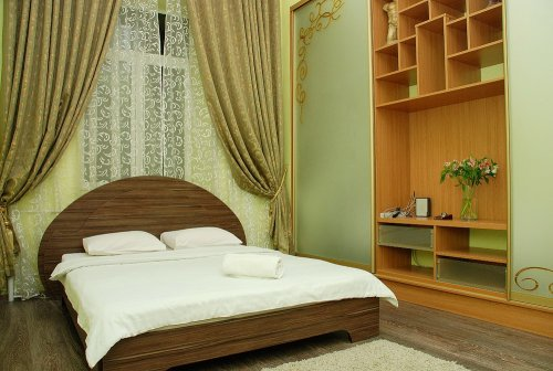Rent apartment in Kiev Ukraine at 31-V Pushkinskaya St.
