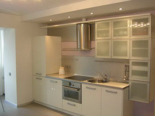 Rent apartment in Kiev at 45 Krasnoarmeyskaya St.